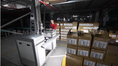 秒收!京东物流上线全球首套机器批量入库系统,效率UP10倍!