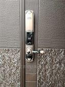 指纹锁电子门锁全自动密码感应刷卡锁门禁
