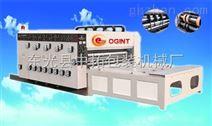 水墨印刷机价格 YFQ-II系列水墨瓦楞纸板印刷分压切角开槽机(改进型电调)价格