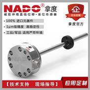 GB-重载型磁致伸缩位移传感器磁致尺磁悬浮