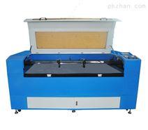 深圳禾力供应HL1610机型双头服装辅料柔性面料激光切割机