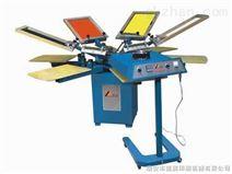 4-8色手动印花机,旋转印花机,圆盘印花机,丝网印刷机