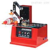 厂家供应380台式电动圆盘移印机 自动油墨印码机 电动油墨移印机