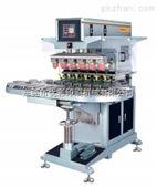 六色移印机6色转盘式移印机六色全自动上下料移印机