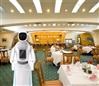 無軌送餐點餐支付宣傳菜單播放音樂機器人