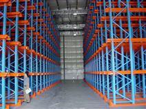 广州仓储货架厂家定制贯通式货架