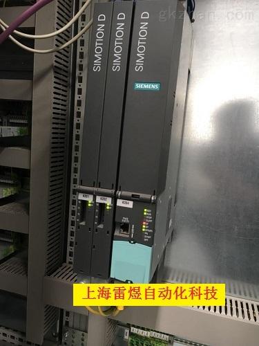 S120西门子伺服驱动器无法连接通讯维修