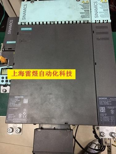 昆山太仓嘉善西门子伺服驱动器不能启动维修