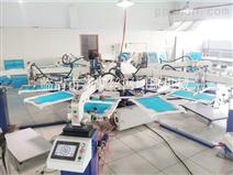 布料印花机 6色12工位全自动印花机