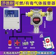 化工厂仓库氢气泄漏报警器,煤气浓度报警器
