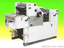 两墨一水单色印刷机