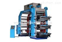 高速型六色卷筒柔版印刷机