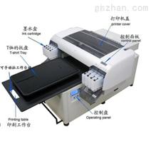 供应T恤彩印机|各种纯棉制品真丝绢|服装厂布料彩印机|T恤印花机