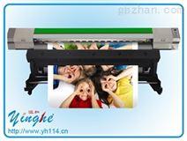 瀛和幕墙广告喷绘机 落地广告灯箱打印机 户外压电写真机