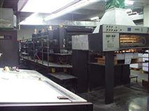 二手海德堡胶印机