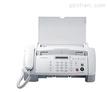 松下中文液显馈纸式传真机 KX-FL338CN 激光传真机