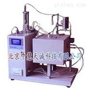 可燃液体和气体自燃点试验装置