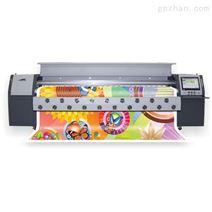供应黑迈E-JET高精喷绘机皮革彩印机 皮革喷绘机带张紧装置