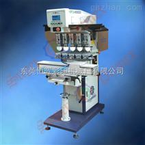 恒晖SPCS-858SDQ1 独立印头伺服穿梭五色油盅移印机