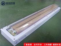 BHY-40WBJY-2×20W吸顶式双管防爆洁净荧光灯