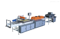 MHS-300型整卷式单色全丝网商标印刷机