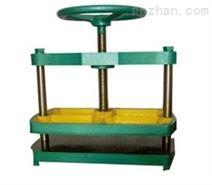 纸卡板纸箱包装机械瓦楞纸压平机-YZ1300压纸架-璐然机械优质供应