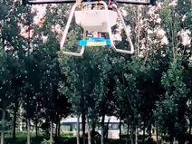 CJ-TS投食無人機結構強度高