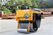 YYL-700C柴油手扶单轮压路机