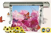 乐彩LC-DX5压电写真机