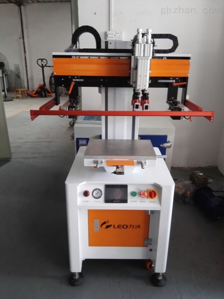 【小型丝印机供应信息】小型高精密伺服丝印机价格/图片 包装盒丝网印刷机