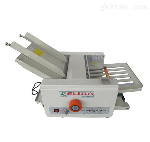 湛江台式电动折纸机/说明书折页机厂家