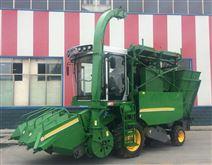 4YZPSJ-3型自走式穗茎兼收玉米收获机