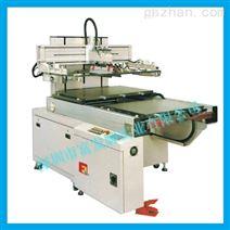 电动式高效双台面丝印机