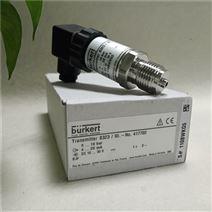 burkert8323压力传感器