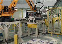 石英砂無塵拆垛機器人 自動卸垛機定制