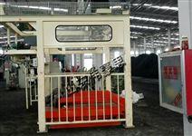 北京包装堆垛机械手 豆粕智能高台码垛机