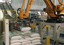 干粉砂浆包装机器人码垛机生产厂家