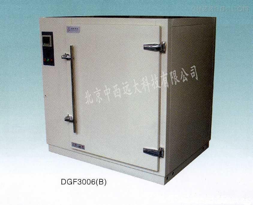 电热鼓风干燥箱 型号:DGF3006B