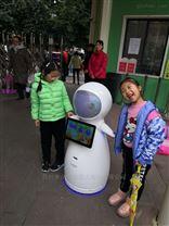 迎宾教育機器人好用吗