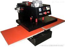 气动双工位烫画机,自动烫画机,平板烫画机,压烫机