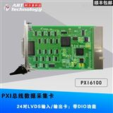 24对LVDS输入/输出卡;带DIO功能