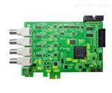 10MS/s 16位 4路同步模拟量输入;带DIO、PWM功能.