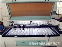 厂家供应四头激光切割机,压克力多头切割机,布料皮革四头切割激光机