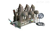 一二次融合ZW43-35KV柱上高压真空断路器