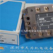台湾阳明FOTEK三相固态继电器TSR-25DA