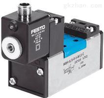 标准阀:FESTO费斯托电磁阀技术参数