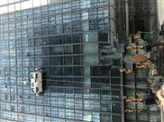 高楼幕墙清洁机器人II型