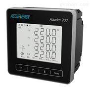 供应爱博精电Acuvim 200三相多功能电力仪表