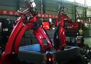 国产多功能自动焊接机器人 碳钢法兰弧焊机器人
