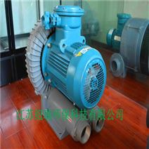 防爆旋涡气泵造纸机械设备专用纽瑞防爆风机